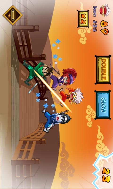 Ninja Girl- screenshot