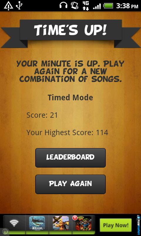 Kpop Music Quiz (K-pop Game)- screenshot