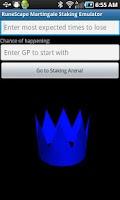 Screenshot of RuneScape Staker FREE