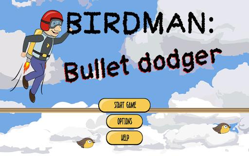 Jetpack Birdman: Bullet Dodger