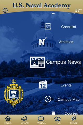 United States Naval Academy - screenshot