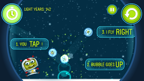 Hubble Bubbles Screenshot 10