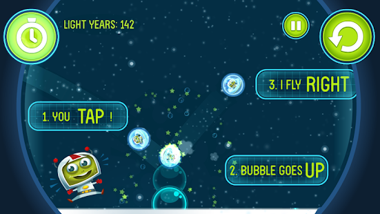 Hubble Bubbles- screenshot thumbnail