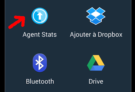 Agent Stats - náhled