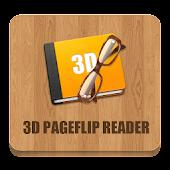 3D PageFlip Reader