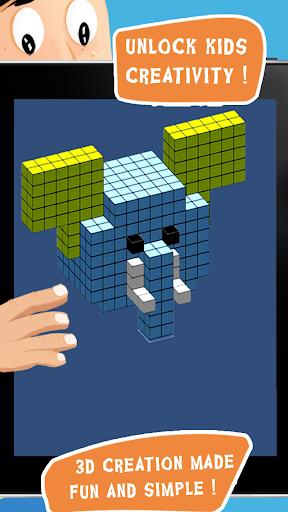 blox的3D初級