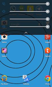 Blue Flatter - CM 11 Theme v1.1