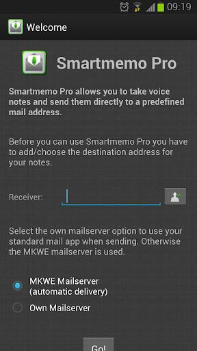 Smartmemo Pro