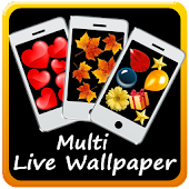 Multi Live Wallpaper