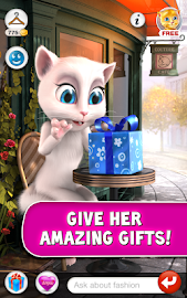 Talking Angela Screenshot 27