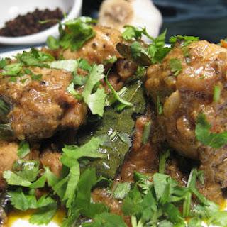 Chettinad Pepper Chicken
