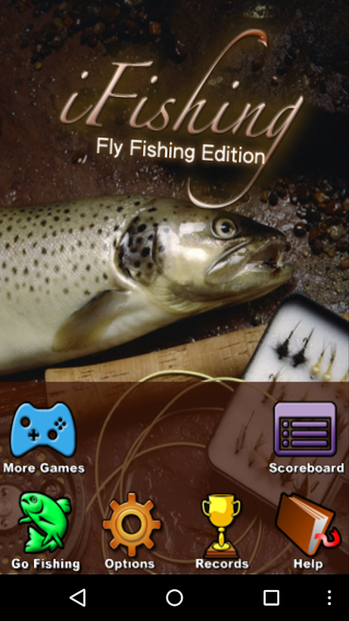 I fishing fly fishing lite apps para android no google play for Fly fishing apps