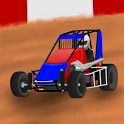 Dirt Racing Mobile Midgets icon