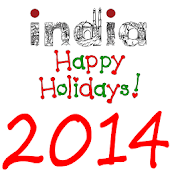 Bharath(Indian) Holidays 2014