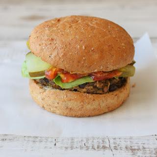 Vegan Veggie & Bean Burgers