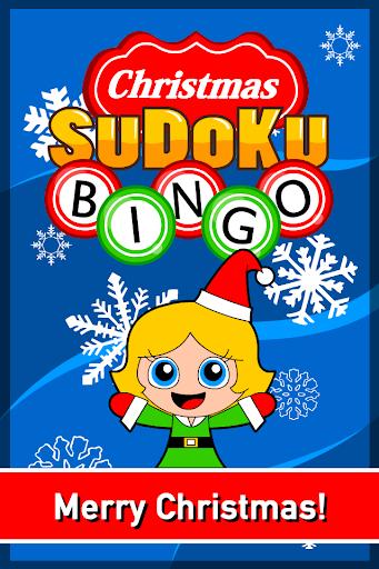 Christmas Sudoku Bingo