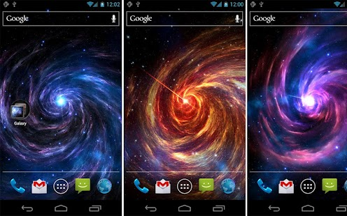Galaxy Pack Screenshot 1