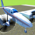 Airport Take-Off Flight Sim icon