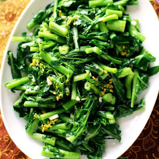 Thai Stir-Fried Greens.