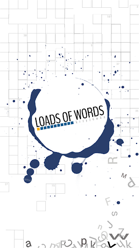 Crossword: Loads of Words