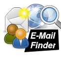 Find Email Address – Promo logo