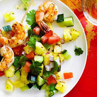 Indian Vegetable and Fruit Salad (Pachadi).