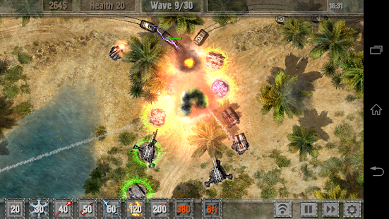 Defense Zone 2 HD Screenshot 8
