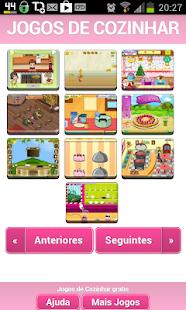 Jogos de Cozinhar - screenshot thumbnail
