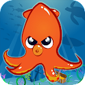 Octopus Blast: ink rush