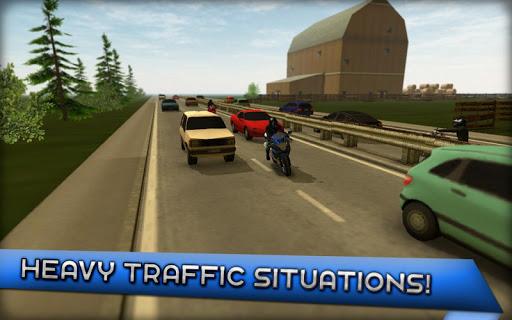 Motorcycle Driving 3D 1.4.0 screenshots 13