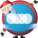 Christmas Ball Santa -FN Theme icon
