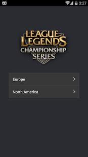 LCS - screenshot thumbnail
