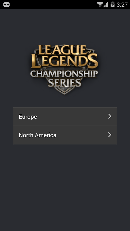 LCS - screenshot