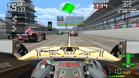 INDY 500 Arcade Racing Screenshot 1