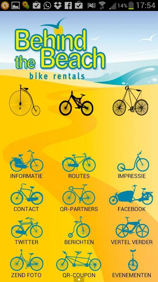 Behind the Beach Bike Rentals- screenshot