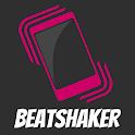 Beatshaker Music Player Free icon