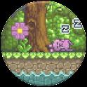 Retro Pixels logo