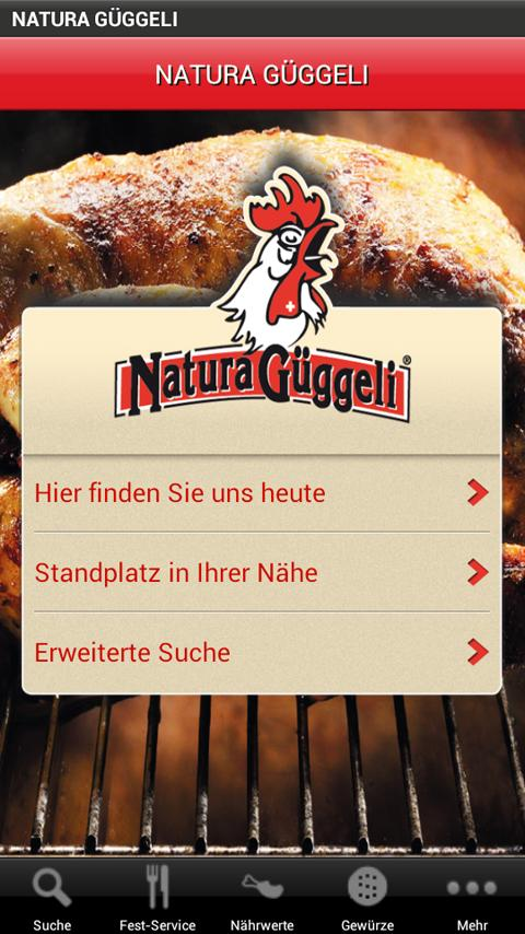 Natura Güggeli- screenshot