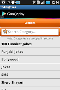 Indian Jokes 2.0- screenshot thumbnail