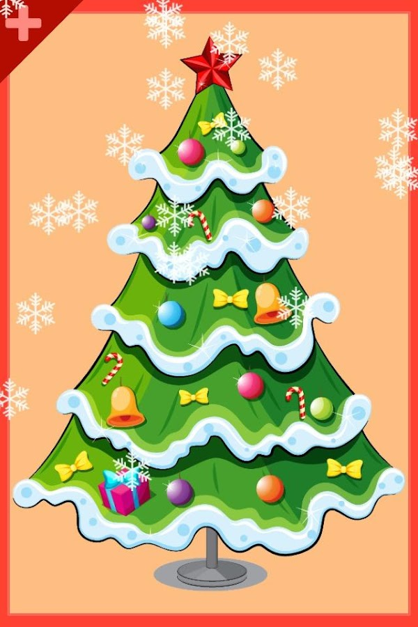 Three Pieces Xmas Puzzle Game- screenshot