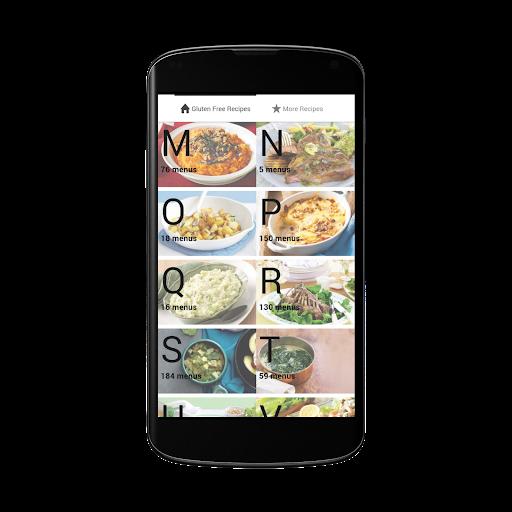 无麸质食谱 玩生活App免費 玩APPs