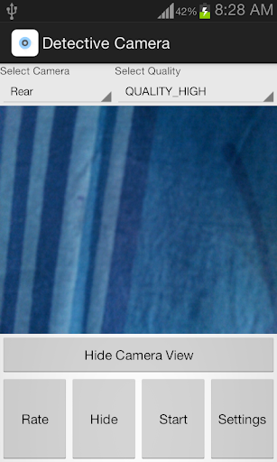 Detective Camera For Android