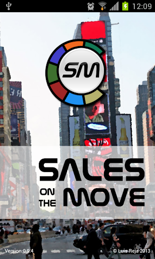 Sales on the Move CRM