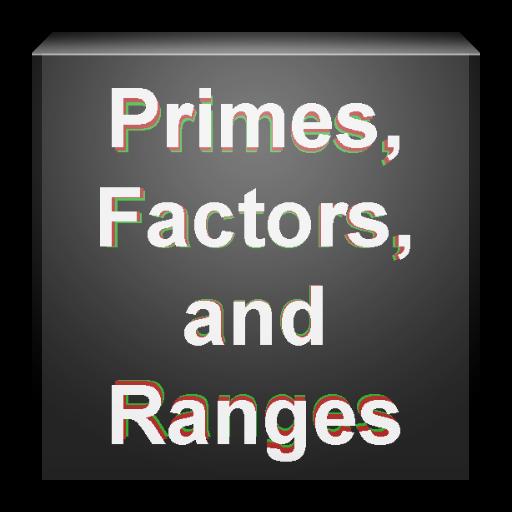 Primes, Factors, and Ranges LOGO-APP點子