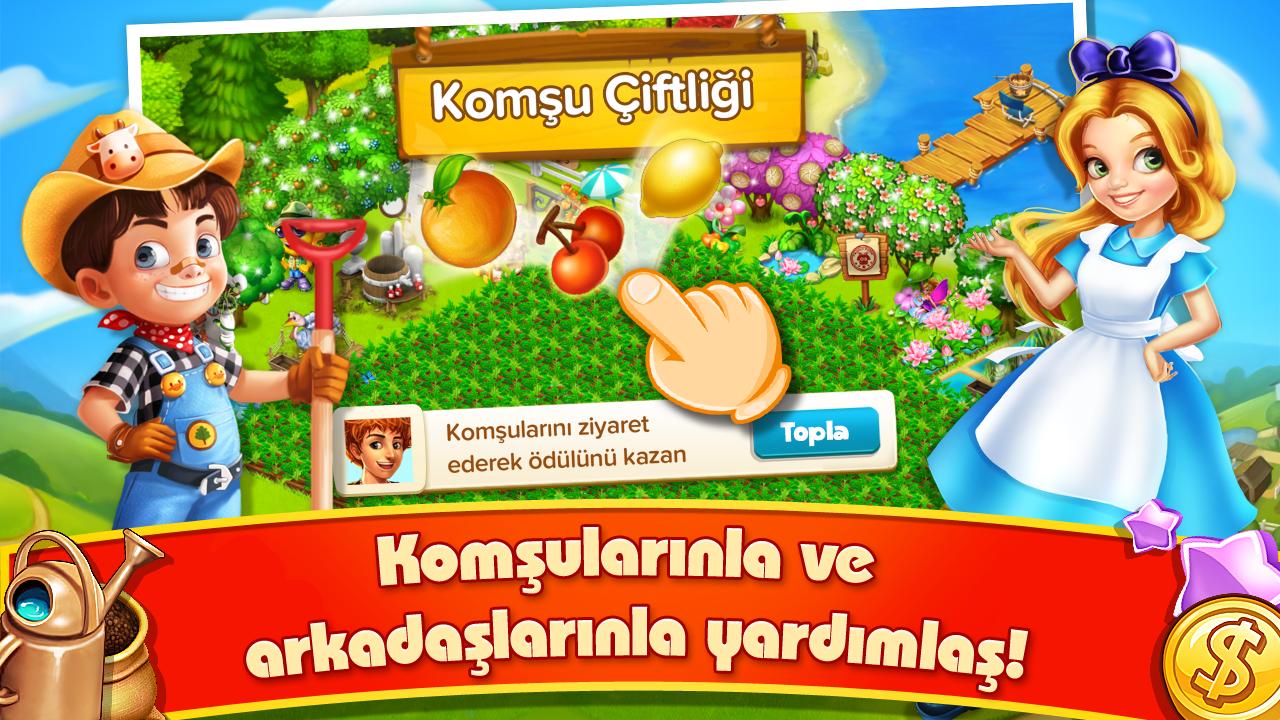 Bizim Çiftlik Sahil - screenshot
