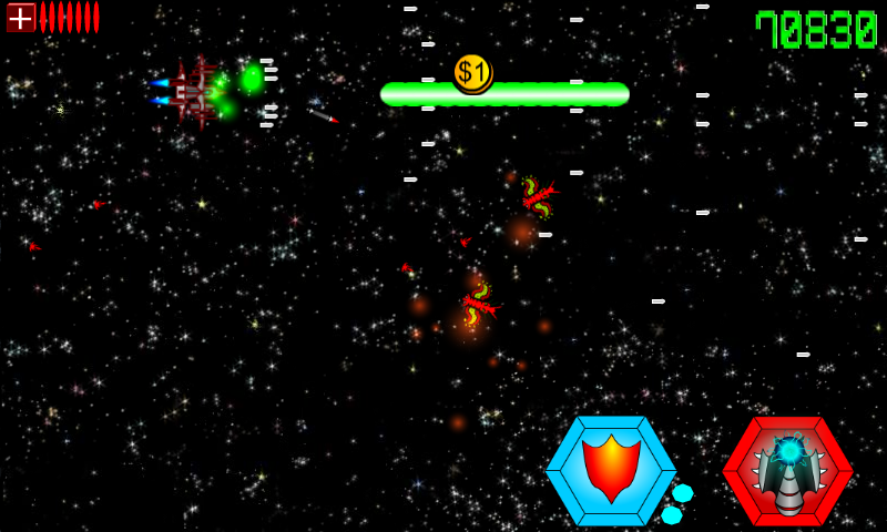 Intergalactic Ninja Pirate- screenshot