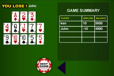 Asia Poker - screenshot