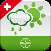 Météo agricole suisses
