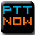 PTT~NOW! logo