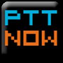 PTT~NOW! logo